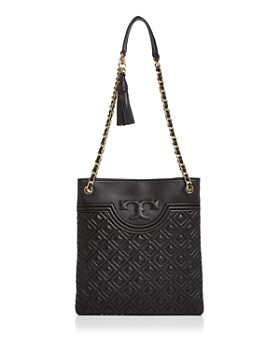 Tory Burch - Fleming Quilted Leather Swingpack