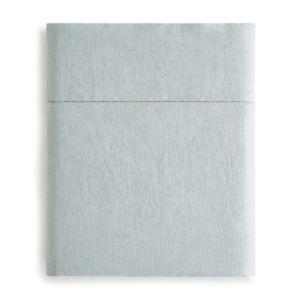 Amalia Stonewashed Linen Fitted Sheet, King - 100% Exclusive