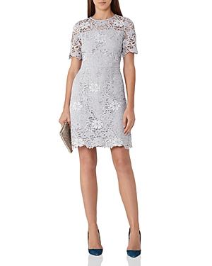 Reiss Lina Lace Dress