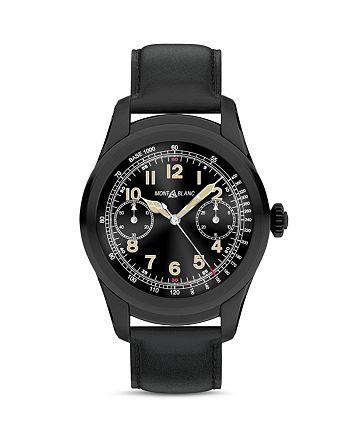 Montblanc - Summit Smart Watch, 46mm