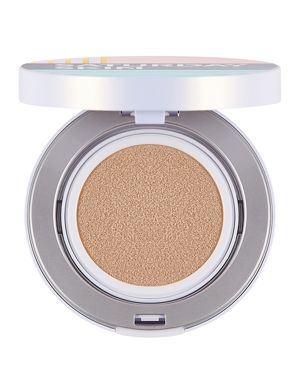 SATURDAY SKIN ALL AGLOW SUNSCREEN PERFECTION CUSHION COMPACT SPF 50 - 02 CHAMPAGNE