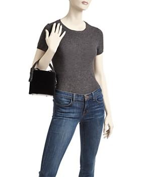 Nico Giani - Adenia Velvet Bucket Bag