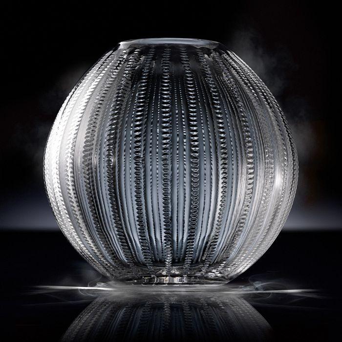 William Yeoward Crystal - Inez Spherical Vase by William Yeoward