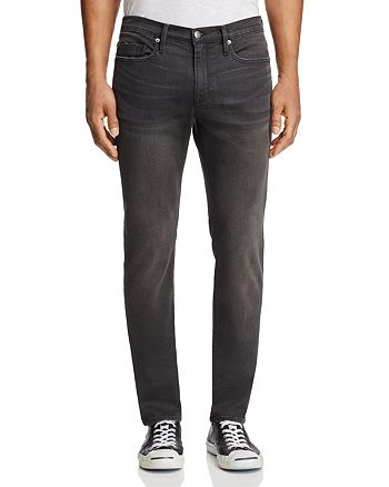 FRAME - L'homme Slim Fit Jeans in Grayfox