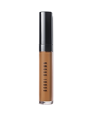 What It Is: Cover dark circles in one step. This concentrated, highly-pigmented concealer visibly brightens stubborn under eye darkness and softens hollows and tired lines in an instant-no sleep required. What It Does: In one swipe, this highly-pigmented concealer covers dark circles completely, yet is so lightweight that it feels like nothing on your skin. It creates a smooth, creaseless look that doesn\\\'t require setting powder. Coverage: Full Finish: Natural How To Use It: Prep under eye area