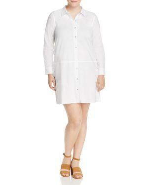 Eileen Fisher Plus Shirt Dress