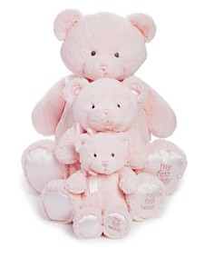 Gund - Girl's My First Teddy - Ages 0+