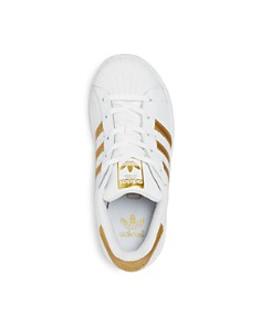 Adidas - Unisex Superstar Sneakers - Toddler, Little Kid
