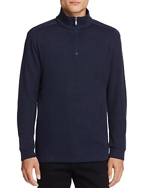 Boss Green Piceno Half-Zip Sweater