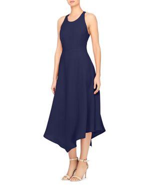 Catherine Catherine Malandrino Reggie Asymmetric T-Back Dress