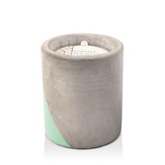 Paddywax - Urban Concrete Pot Mint Sea Salt & Sage Candle