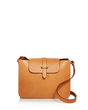 Celine Lefebure Mia Leather Messenger