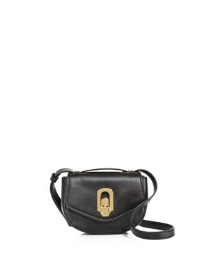 Ivanka Trump Chelsea Flap Mini Leather Crossbody