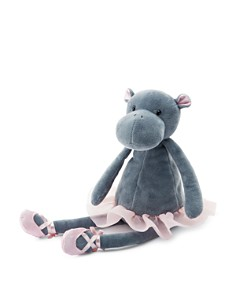 Jellycat - Dancing Darcey Hippo - Ages 0+