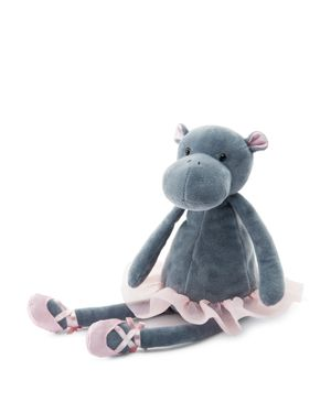 Jellycat Dancing Darcey Hippo - Ages 0+