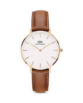Daniel Wellington - Classic Petite Leather Watch, 32mm