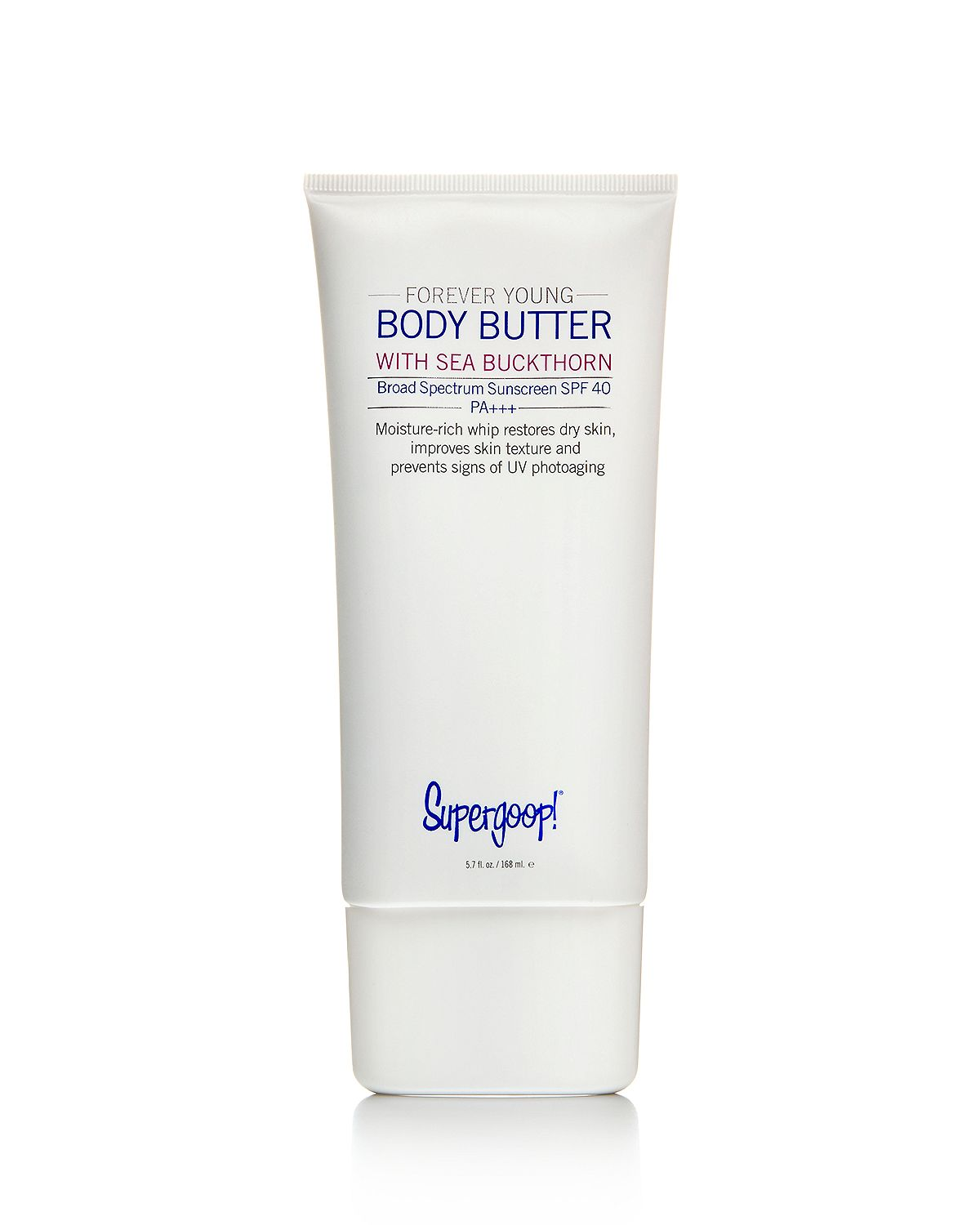 Supergoop! - Forever Young Body Butter SPF 40 5.7 oz.