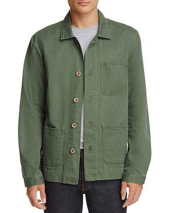 Double Eleven - Canvas Shirt Jacket