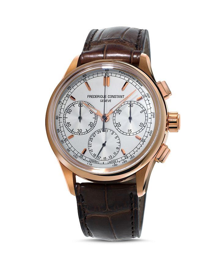 Frederique Constant - Flyback Chronograph Manufacture, 42mm