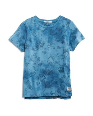 Courage & Kind Boys' The Jungle Book Print Tee, Little Kid - 100% Exclusive
