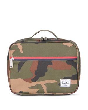 Herschel Supply Co. Unisex Camo Pop Quiz Lunch Box