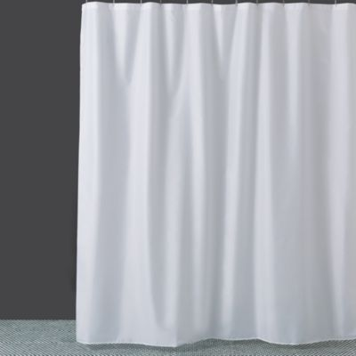 $InterDesign Fabric Shower Curtain Liner - Bloomingdale's