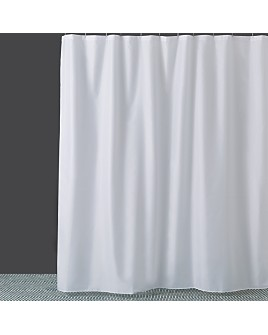 InterDesign - Fabric Shower Curtain Liner