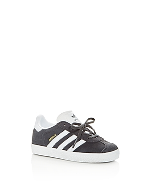 Adidas Unisex Gazelle Lace Up Sneakers  Walker Toddler