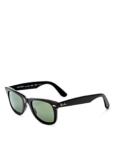 Ray-Ban - Unisex Polarized Wayfarer Sunglasses, 50mm