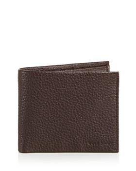 Cole Haan - Brayton Pebbled Leather Billfold Wallet