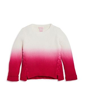 Design History Girls DipDyed Sweater  Little Kid