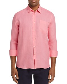 Vilebrequin Linen Regular Fit Shirt - Bloomingdale's_0