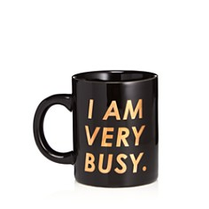ban.do - I Am Very Busy Ceramic Mug