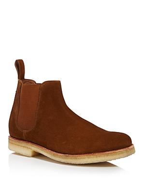 Grenson Men's Hayden Suede Chelsea Boots