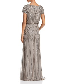 Adrianna Papell - Embellished Gown