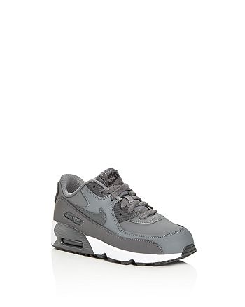 ba97bd08c857 Nike - Boys  Air Max 90 Leather Low-Top Sneakers - Toddler