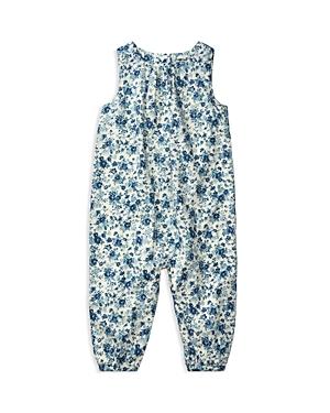 Ralph Lauren Childrenswear Girls Floral Romper  Baby