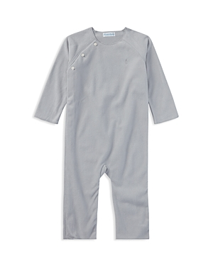 Ralph Lauren Childrenswear Boys Fleece Coverall  Baby