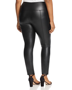 Lyssé Plus - Vegan Leather Leggings