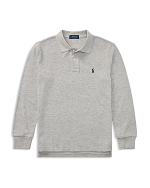 Ralph Lauren Childrenswear Boys LongSleeve Polo  Little Kid