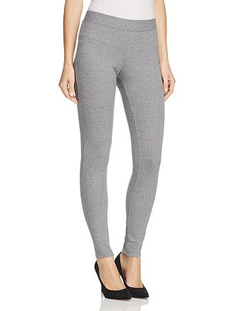 HUE - Rib Leggings