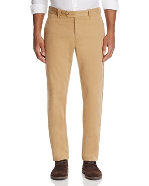 The Men's Store at Bloomingdale's Tailored Fit Chinos - 100% Exclusive