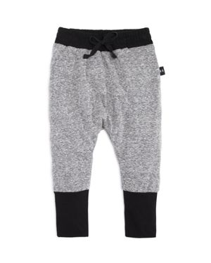 Hubby Unisex High-Cuff Jogger Pants - Baby
