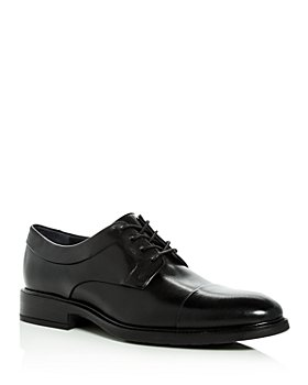 Cole Haan - Men's Hartsfield Leather Cap Toe Oxfords