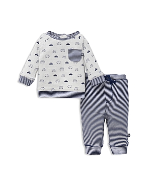 Click here for Offspring Boys Traffic-Print Jogger Set - Baby prices