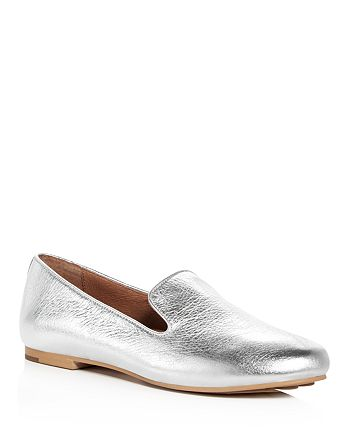 b8404286079 Gentle Souls by Kenneth Cole - Women s Eugene Leather Smoking Slippers -  100% Exclusive