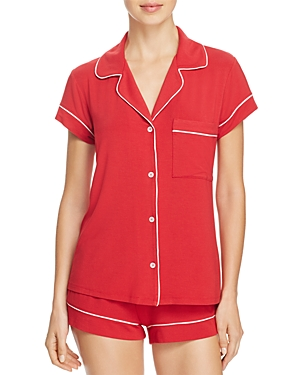 Eberjey Gisele Sleep Chic Short Pajama Set - 100% Exclusive