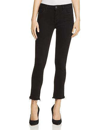 DL1961 - Mara Instaculpt Ankle Straight Jeans in Concrete