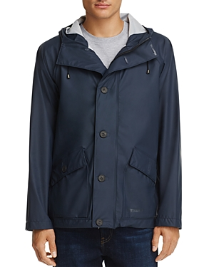 Stutterheim Stenhamra Lightweight Hooded Raincoat