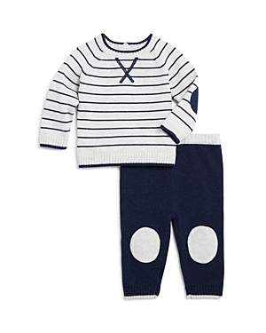Bloomie's Boys' Striped Sweater & Pants Set, Baby - 100% Exclusive